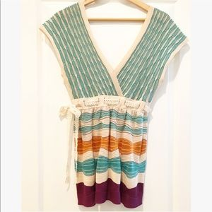 Missoni Beautiful Knit Top.  Size 4